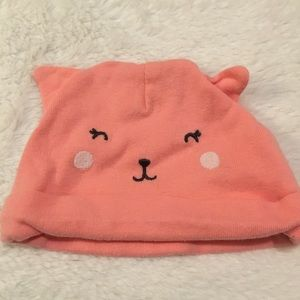Carters kitty cat hat with ears